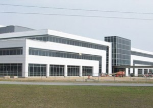 LEED Certified Global Foundries Administration Building