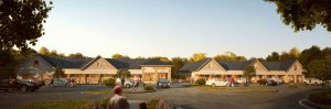Commerical Construction in Saratoga Springs includes Sitwell Retail Plaza, Malta NY